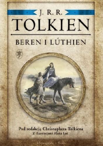 Okładka książki Beren i Lúthien