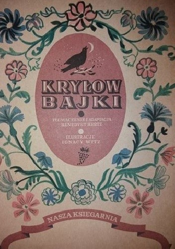 Okładka książki Kryłow Bajki