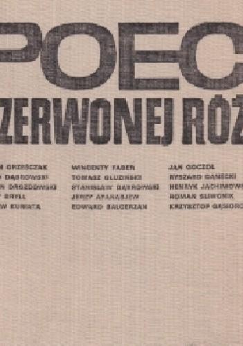 Okładka książki Poeci Czerwonej Róży