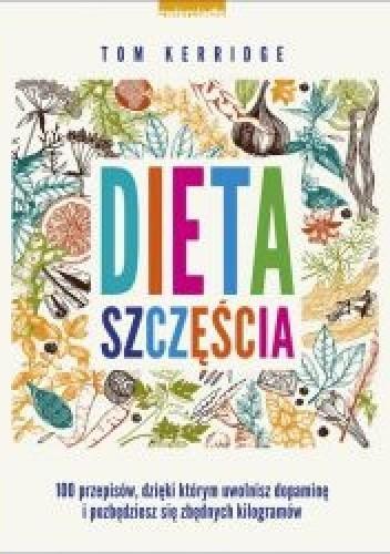 Okładka książki Dieta szczęścia