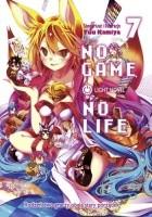 No Game No Life  (light novel) : tom 7