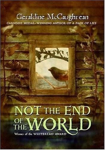 Okładka książki Not the End of the World