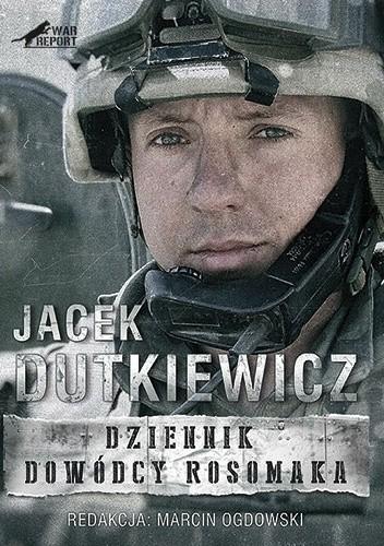 Okładka książki Dziennik dowódcy Rosomaka