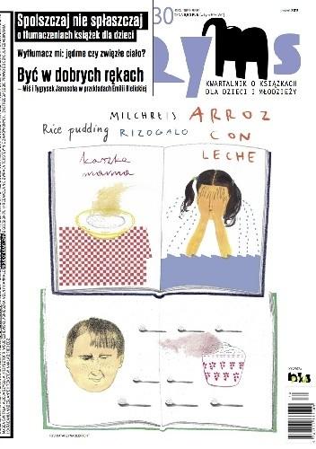 Okładka książki Ryms, nr 30 / jesień 2017