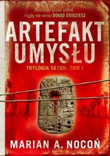 Okładka książki Artefakt umysłu
