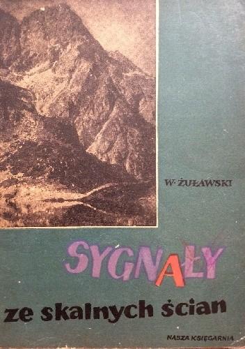 Okładka książki Sygnały ze skalnych ścian