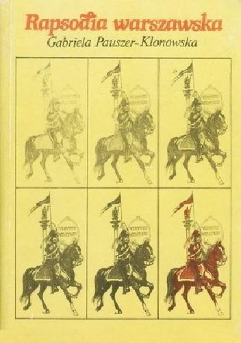 Okładka książki Rapsodia warszawska