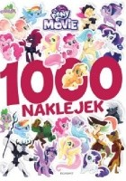 My Little Pony The Movie. 1000 naklejek