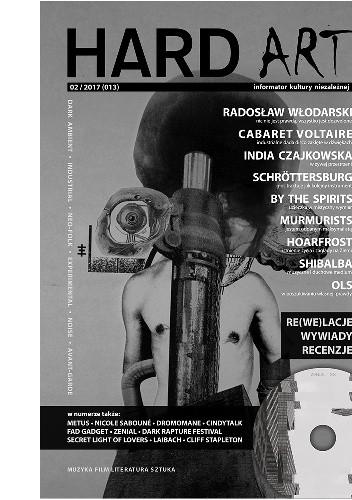 Okładka książki HARD ART nr 02 / 2017 (13)