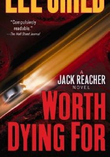 Okładka książki Worth Dying For