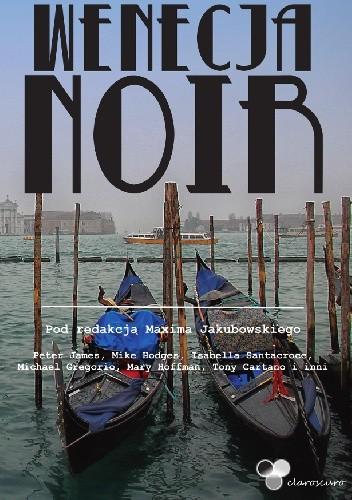 Okładka książki Wenecja Noir