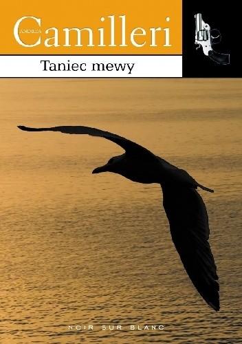 Okładka książki Taniec mewy