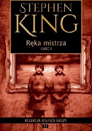 Okładka książki Ręka mistrza cz.2