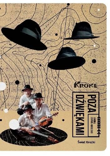 Okładka książki Kroke. Poza dźwiękami
