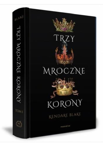 Okładka książki Trzy mroczne korony