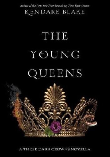Okładka książki The Young Queens