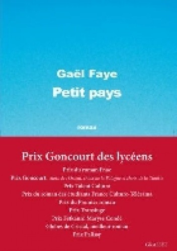 Okładka książki Petit Pays