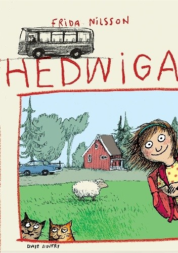 Okładka książki Hedwiga