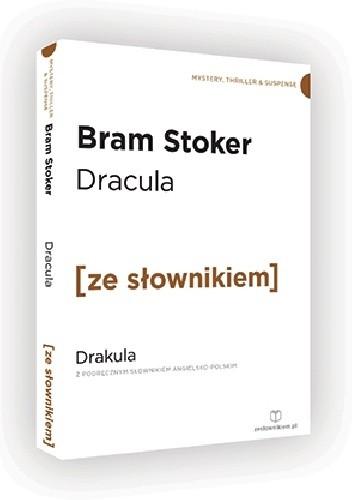 Okładka książki Dracula. Drakula z podręcznym słownikiem angielsko-polskim