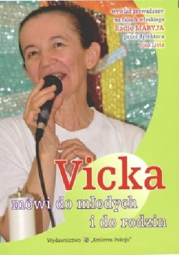 Okładka książki Vicka mówi do młodych i do rodzin