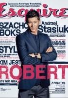 Esquire Polska (nr 4, wrzesień/październik 2015)