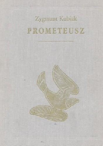 Okładka książki Prometeusz