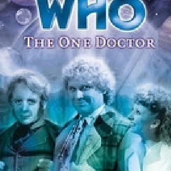 Okładka książki Doctor Who: The One Doctor
