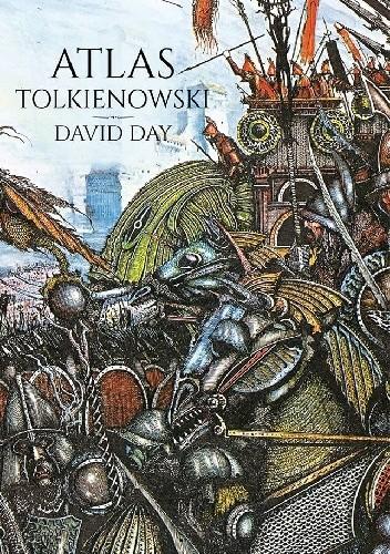 Okładka książki Atlas Tolkienowski