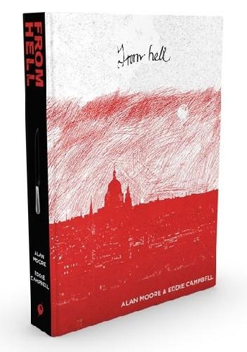 Okładka książki From Hell