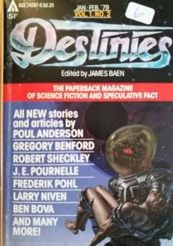 Okładka książki Destinies Vol. 1, No. 2 Jan-Feb79