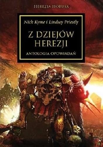 Okładka książki Z dziejów Herezji