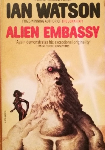 Okładka książki Alien Embassy