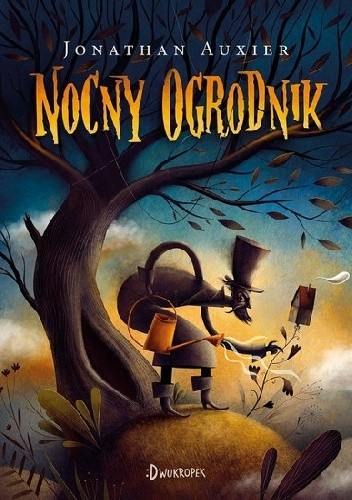 Okładka książki Nocny ogrodnik
