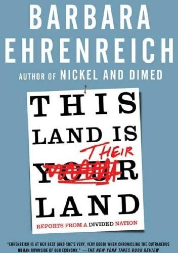 Okładka książki This Land is Their Land