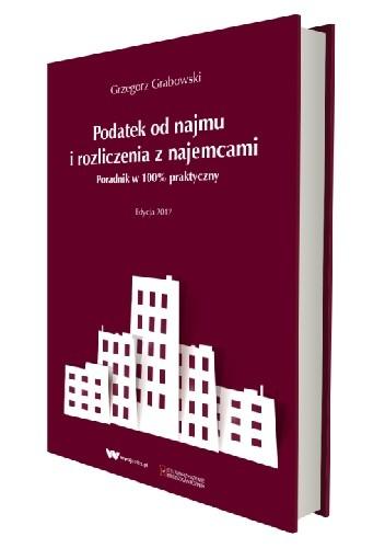 Okładka książki Podatek od najmu i rozliczenia z najemcami