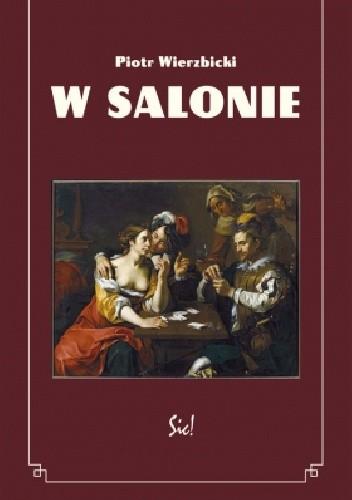 Okładka książki W salonie