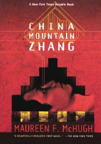 Okładka książki China Mountain Zhang