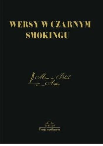 Okładka książki Wersy w czarnym smokingu
