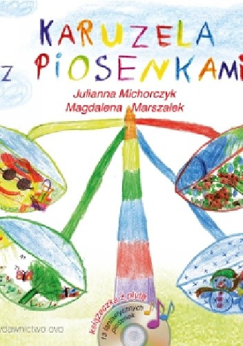 Okładka książki Karuzela z piosenkami