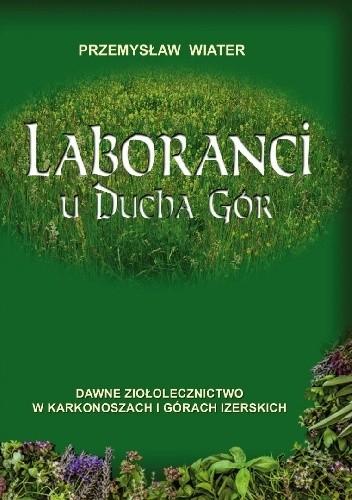 Okładka książki Laboranci u Ducha Gór