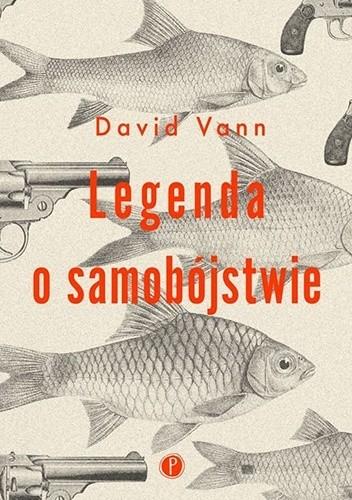 Okładka książki Legenda o samobójstwie