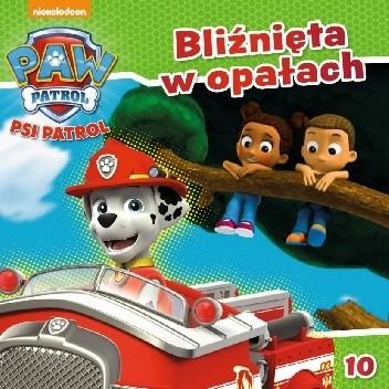 Okładka książki Psi Patrol. Bliźnięta w opałach