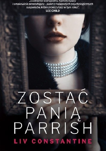 Okładka książki Zostać panią Parrish