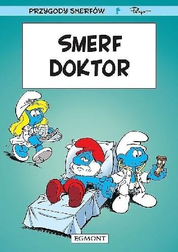 Okładka książki Smerf Doktor