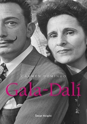 Okładka książki Gala-Dalí