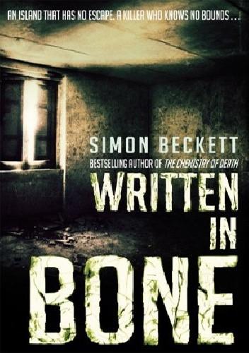Okładka książki Written in Bone