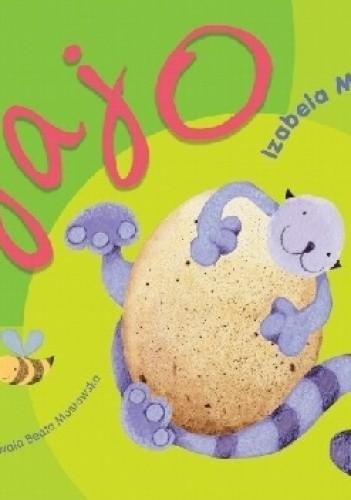 Okładka książki Jajo
