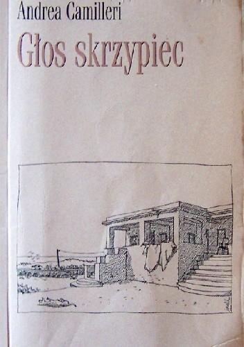 Okładka książki Głos skrzypiec
