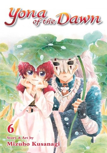 Okładka książki Yona of the Dawn volume 6