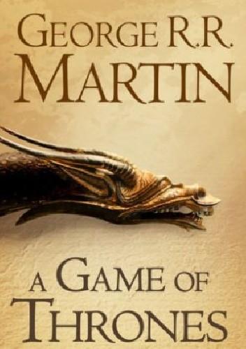 Okładka książki A Game of Thrones